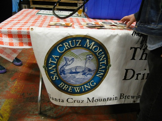 Santa Cruz Mountain Brewing.