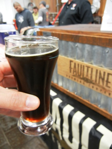 Faultline Brewery London Porter