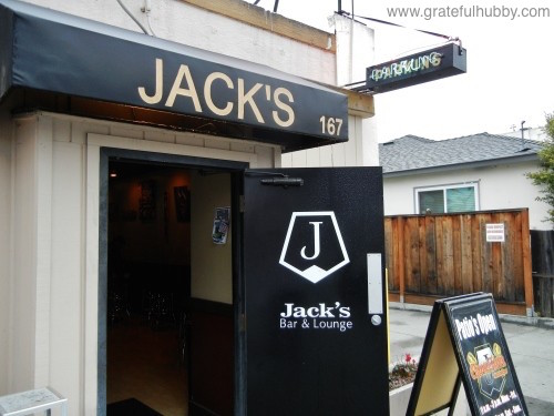 Jack's Bar & Lounge in Japantown, San Jose