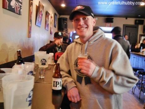 Jack's Bar & Lounge's Jordan Trigg