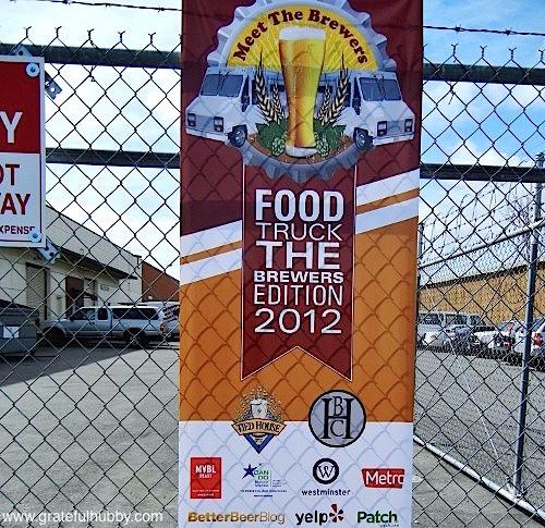 2012 Meet the Brewers Beer Festival in San Jose