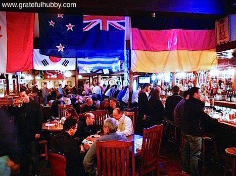 Great turnout for Deschutes night at Harry's Hofbrau in San Jose