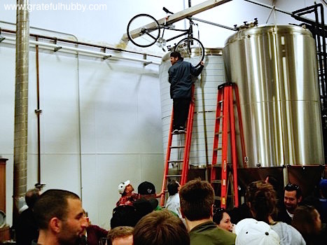 Hijinks at the San Jose Meet the Brewers Beerfest