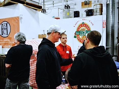 Los Gatos Brewing Brewmaster Kent Wheat