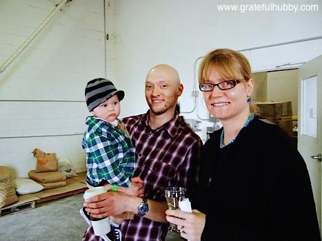 Tied House/Hermitage Brewing Greg Filippi