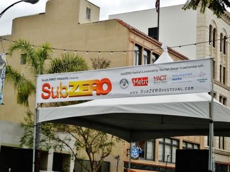 Last year's 2011 SubZERO Festival