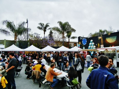 A great crowd at the 2011 Better Brew Tasting Garden