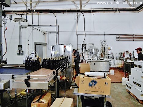 Hermitage-Brewing-bottling-line