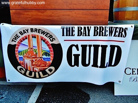 The public debut of The Bay Brewers Guild at the 2012 Better Brew Tasting Garden