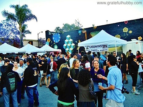 Great turnout at the 2012 Better Brew Tasting Garden