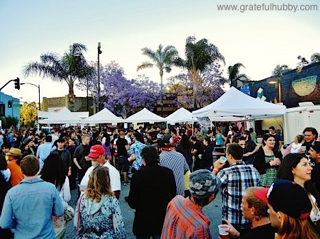 A great turnout at the 2012 Better Brew Tasting Garden