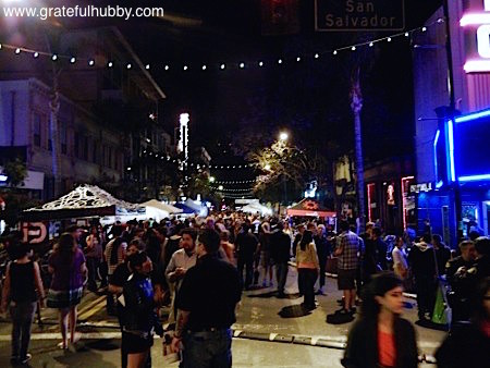 San Jose's SoFa district in fine form at the 5th Annual SubZERO Festival