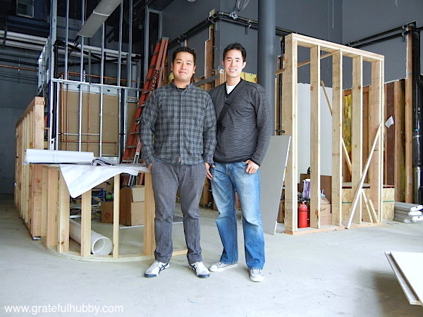Dan Phan and Johnny Wang, April 9, 2012
