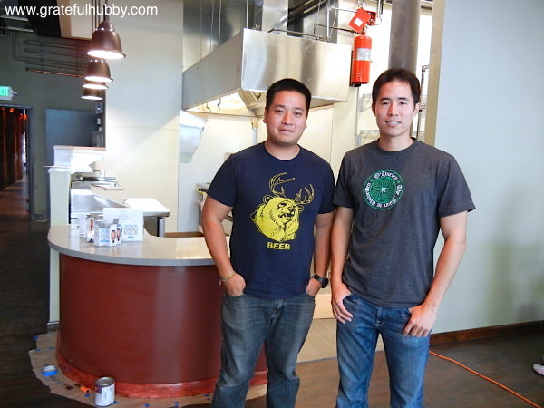Dan Phan and Johnny Wang, June 28, 2012
