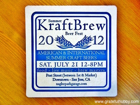 Summer KraftBrew Beer Fest 2012