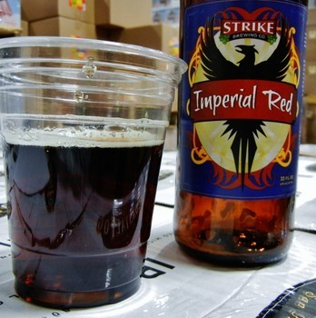 Inaugural batch of Strike Imperial Red
