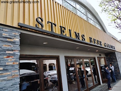 Steins Beer Garden & Restaurant