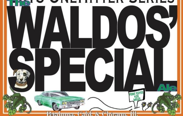 2015 Waldos' Special Ale (Photo courtesy of Lagunitas)