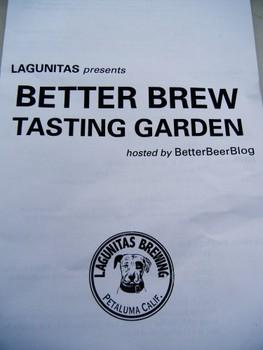 Better Brew Tasting Garden