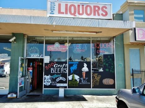 Bobby's Liquors in Santa Clara