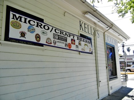 Kelly's Liquors in San Jose