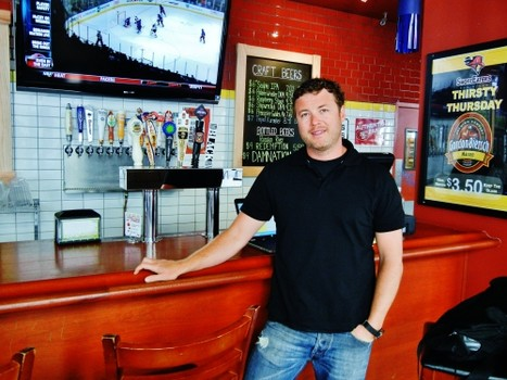 SmokeEaters General Manager Mike Burke