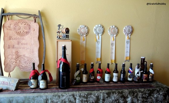 Tasting room of Rabbit's Foot Meadery and Red Branch Cider Company, a participant in the upcoming Cider Summit SF 2015