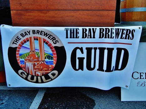 Bay Brewers Guild Banner