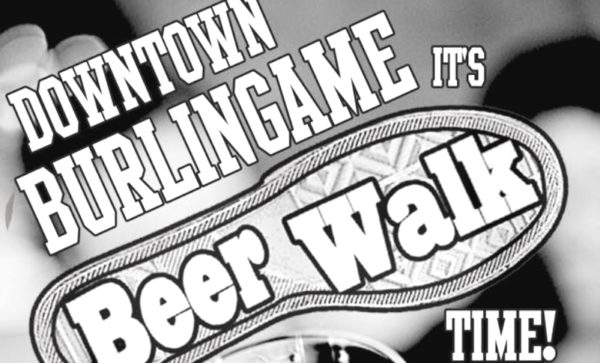 Beerwalk in Downtown Burlingame
