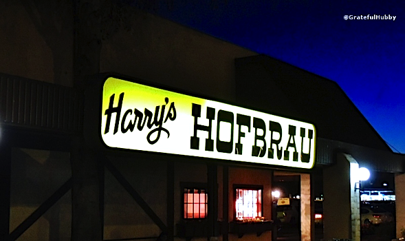 Harry's Hofbrau in San Jose