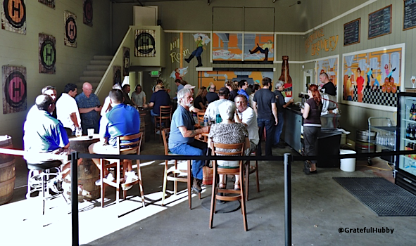 Hermitage Brewing Company Tap Room