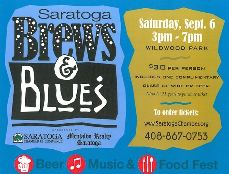 Inaugural Saratoga Brews & Blues