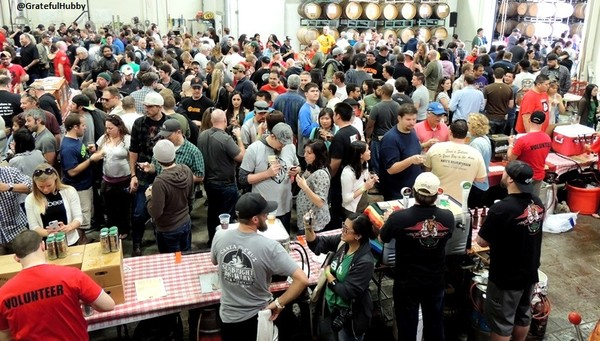 Meet the Brewers Beer Festival at Hermitage Brewing Company (2013)