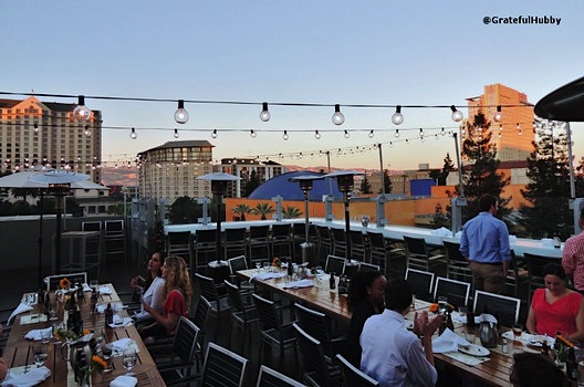 Scott's Seafood San Jose Rooftop Beer Dinner