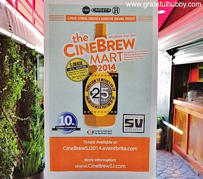 The CineBrew Mart - a truly local event