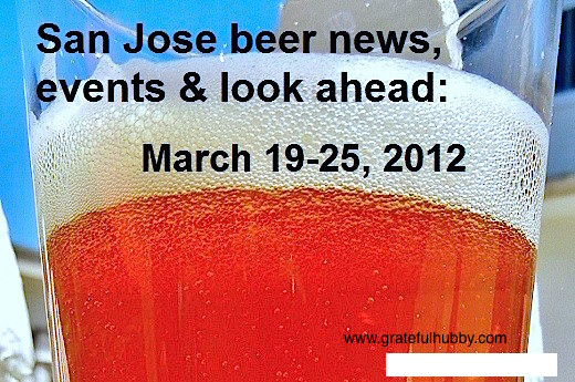 Craft beer news and events in San Jose