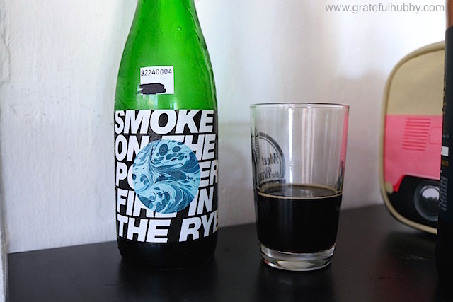 To Øl Smoke on the Porter, Fire in the Rye, 13.2% ABV