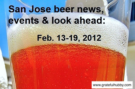 San Jose area beer news