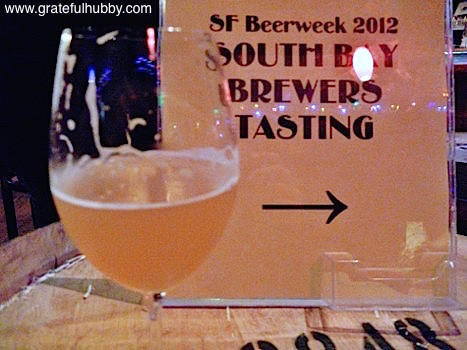 South Bay Breweries Tasting event at Wine Affairs