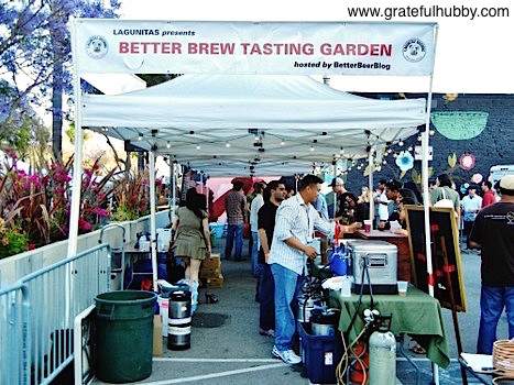 The 2012 Better Brew Tasting Garden