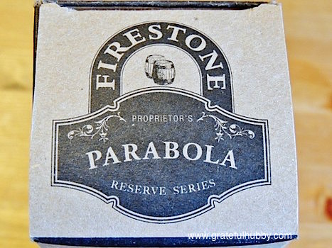 Firestone Walker's 2013 Parabola set for release April 15, 2013