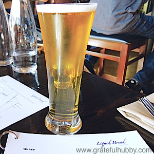 GLASS ACT- Liquid Bread finds good beers to pair with its food