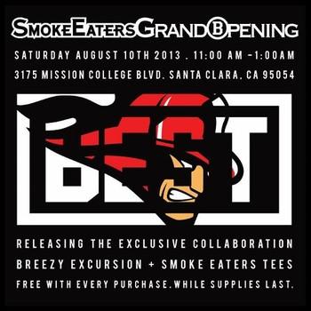 Grand opening of SmokeEaters Santa Clara
