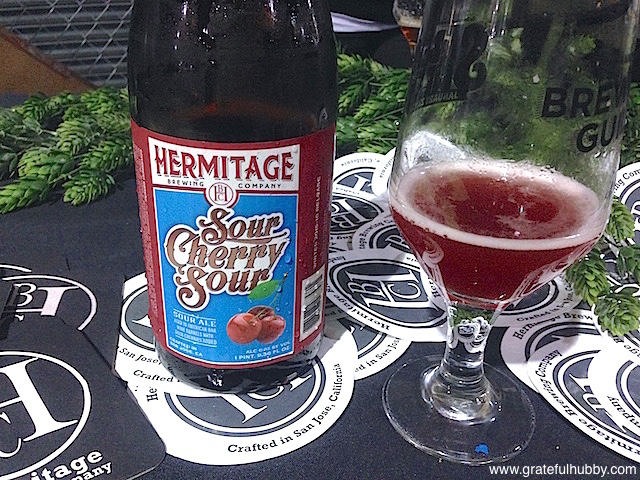 Hermitage Brewing Company Sour Cherry Sour