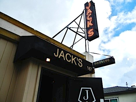 Jack's Bar & Lounge hosts weekly beer events currently on Thursdays