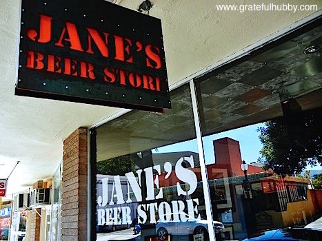 Jane's Beer Store in Mountain View celebrates one-year anniversary Sunday, June 23, 2013