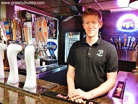 Kevin Olcese, general manager of Harry's Hofbrau