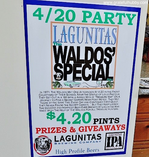 Lagunitas Waldos' Special Ale in the South Bay