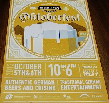 Mountain View Oktoberfest 2013