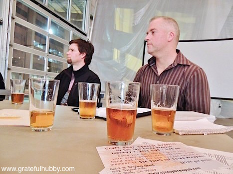 Recent San Jose Co-op Brewpub Meeting